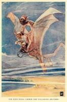 """Кин-кинг. Иллюстрация Элис Вудвард к книге Уильяма Рамсея Смита """"Мифы и легенды австралийских аборигенов"""" (1932)"""