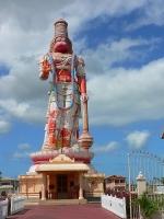 Статуя Ханумана на острове Тринидад