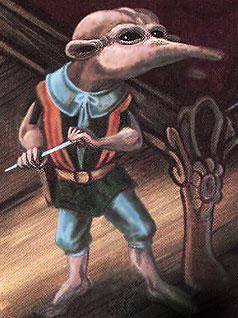 Киллмулис из бестиария AD&D