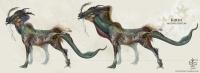 Кирин. Иллюстрация Винсента Ковьелло