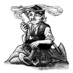 Кобольт. Иллюстрация Мерли Инсинга