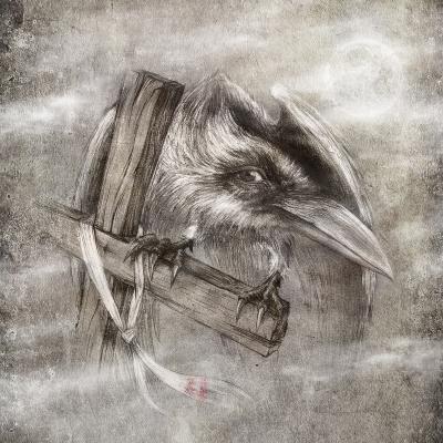 Крыжацик. Рисунок Евгения Кота