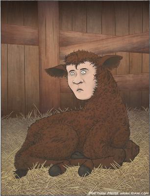 Кудан. Иллюстрация Мэтью Мэйера