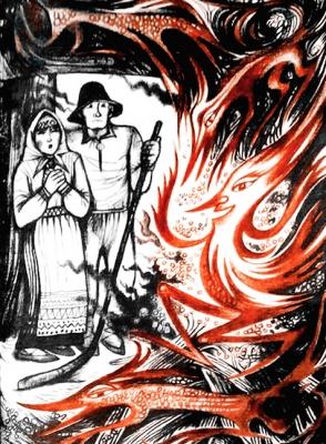 Лауритс. Иллюстрация Сильвии Вяльял