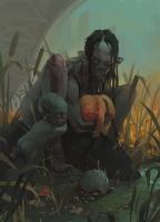 Лойма. Иллюстрация Александра Хаде