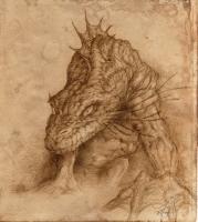 Маво. Рисунок Сириля Барру