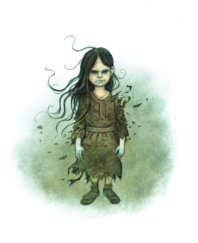 Мюлинг (Myling). Иллюстрация Юхана Эгеркранса