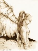 """Nephilim"" by Melanie ´Fey´ Maier"