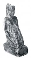 Статуэтка богини Нейт, кормящей двух крокодилов