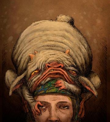 Несьпех (Nieśpiech). Иллюстрация Павла Зыха