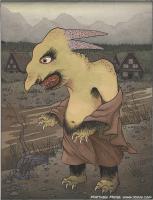 Нигаварай. Иллюстрация Мэтью Мэйера