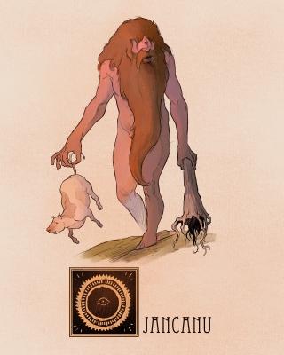 """Оханкану. Иллюстрация Натана Андерсона (Nathan J. Anderson, """"Deimos-Remus"""")"""