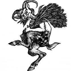 Пак. Иллюстрация Мерли Инсинга