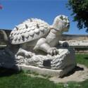 Памятник Тараску в Тарасконе