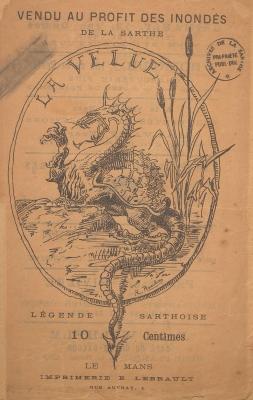 Пелюда. Иллюстрация из французской брошюры XIX века
