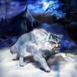 Первач-пес. Иллюстрация Anry
