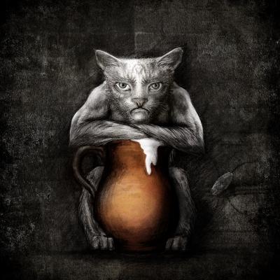 Печурник. Рисунок Евгения Кота