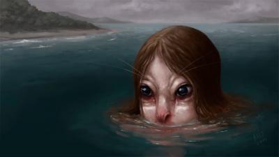Пинкойа. Иллюстрация Карлоса Эулефи (Kaek)