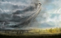 Планетник. Рисунок Марты Эмилии
