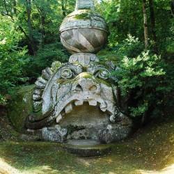 Протей. Статуя Священного леса