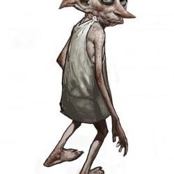 Доби. Финальный концепт образа персонажа от Роба Блисса