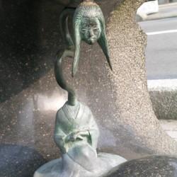 Рокуроккуби. Городская скульптура