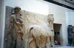 Шэду из дворца короля Саргона II