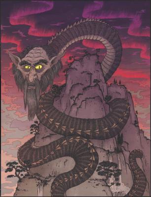 Сёкуин. Иллюстрация Мэтью Мэйера