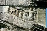 Сирена или Сцилла. Триумфальная арка в Оранже, Франция. I век н.э.