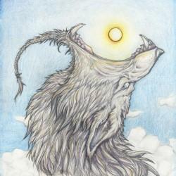 Сколль. Рисунок от Лорен Андерсон