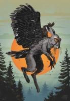 Сквадер. Иллюстрация Эмиля Максена