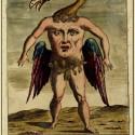 Обитатель Тартарии. Иллюстрация Улисса Альдрованди