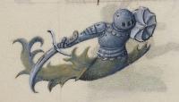 """Зириддар из часослова XV-XVI веков (""""Часы Иоанна I Кастильского"""")"""