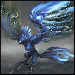 Громовая птица. Концепт-арт к игре Heroes VI