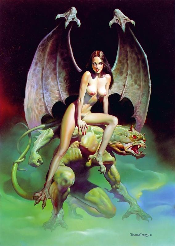 Демон страсти лилит в сексе