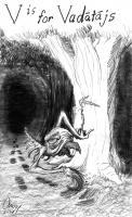 Вадатайс. Иллюстрация Дэвида Мёрка
