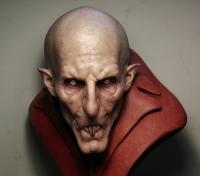 Вампир. Скульптура Ариса Колоконтеса