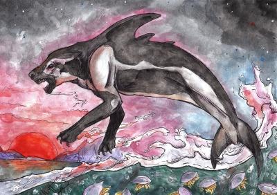 Васго. Иллюстрация Кейтара Вольфура