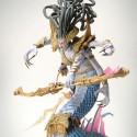 Lady Vashj. Персонаж из World of Warcraft