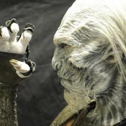 """Белый ходок. Фото со съемок третьего сезона сериала """"Игра Престолов"""""""