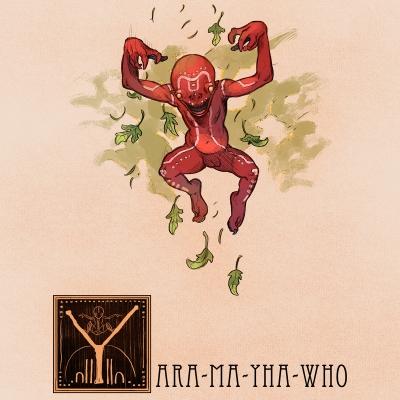 """Яра-ма-йха-ху. Иллюстрация Натана Андерсона (Nathan J. Anderson, """"Deimos-Remus"""")"""