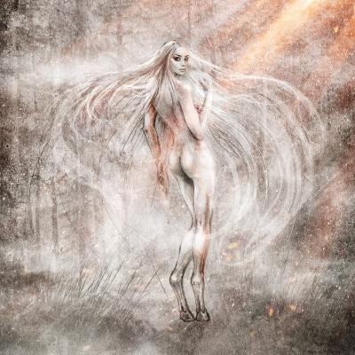 Зазовка. Рисунок Евгения Кота