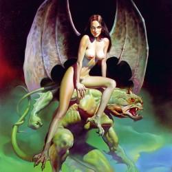 Демон сосущие сексуальную энергию женщине