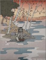 Адзуки-баба. Иллюстрация Мэтью Мэйера
