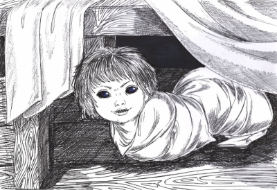 Игоша. Рисунок Натальи Немченко