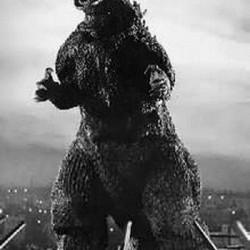 Годзилла из одноименного фильма 1954 года