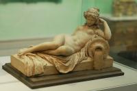Речная нимфа. Скульптура Клода-Мишеля Клодиона