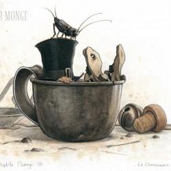 Клурикон. Иллюстрация Жана-Батиста Монжа