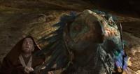 """Оби-Ван Кеноби и Варактил. Кадр из фильма """"Звездные войны: Месть Ситов"""""""