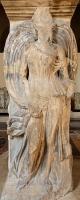 Кариатида-аура в развевающемся одеянии. Фессалоники, конец II – начало III века н.э.
